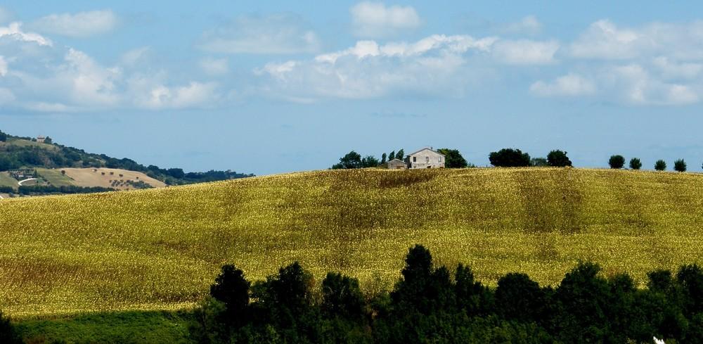 Vorrei una casa in collina foto immagini paesaggi - Vorrei ristrutturare casa ...