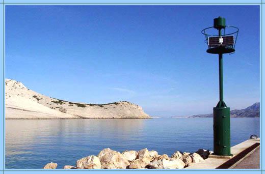 Vorsaison auf einer kroatischen Ferieninsel