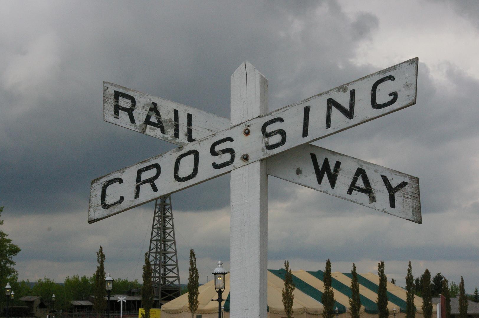 Vorsicht Eisenbahn