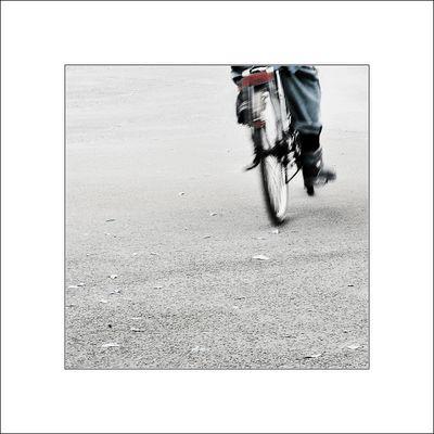 Vorsicht Radfahrer .... .....