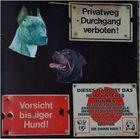 Vorsicht vor dem Hunde(halter)