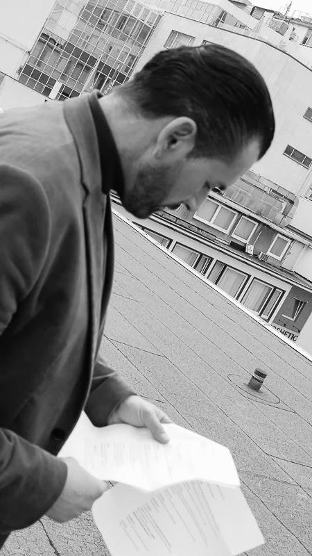 """Vorstellung: Martin Pitt in """"Die Diebin-Über den Dächern von Stuttgart"""""""