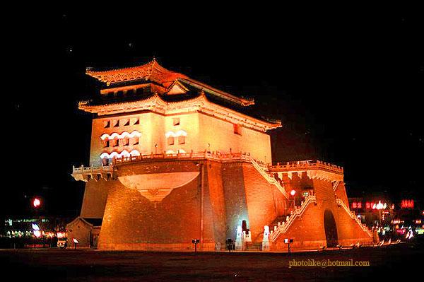 Vortor (Qianmen) der Verbotene Stadt