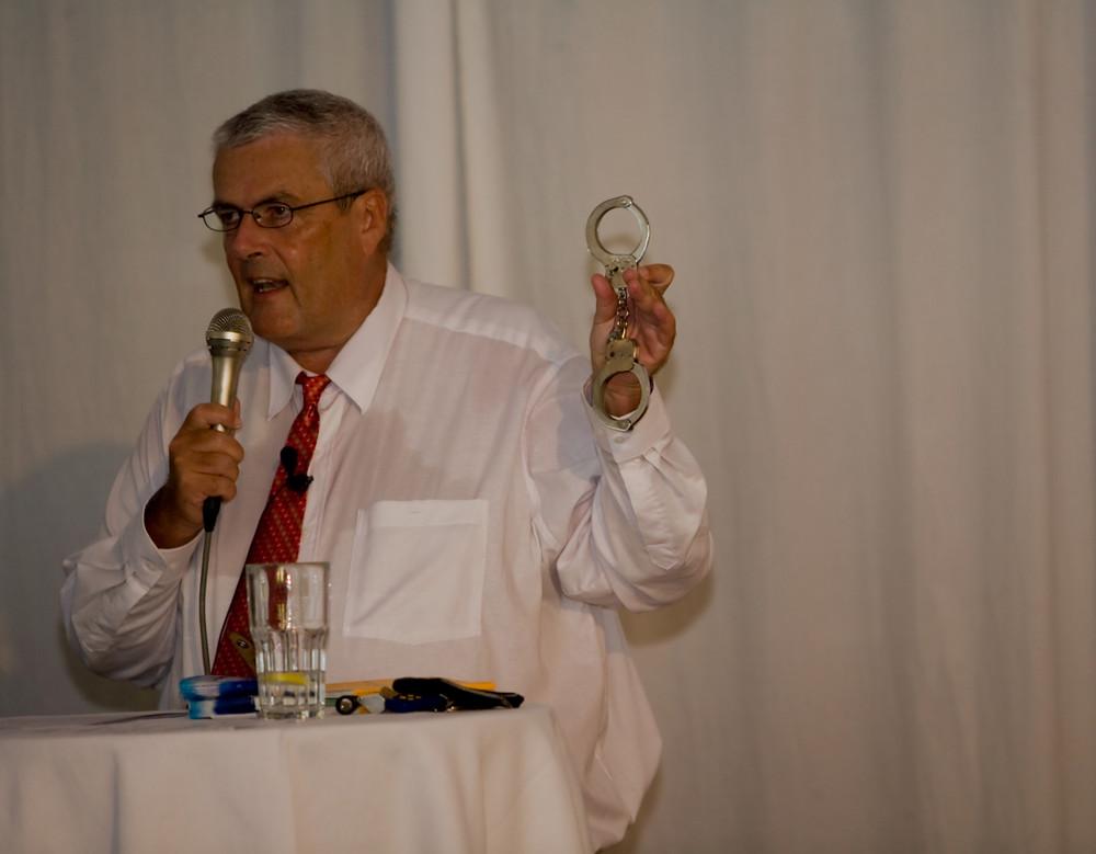 Vortrag ANDREAS HAUS für NUOVISO.TV