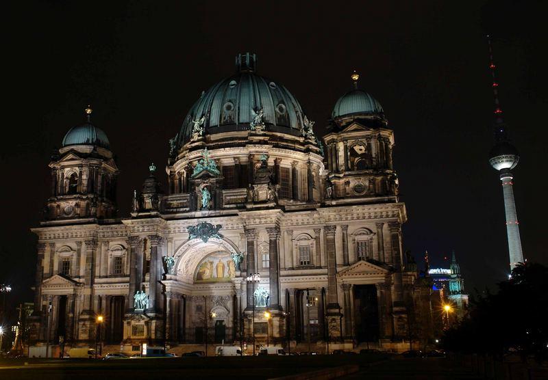vorweihnachtlicher Berliner Dom