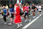 Vorweihnachtlicher Marathonlauf