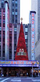 vorweihnachtliches in new york