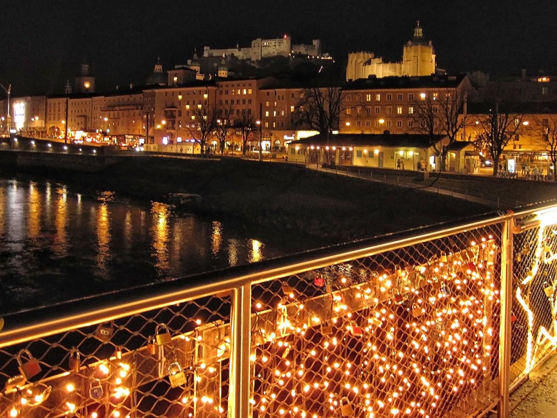 Vorweihnachtliches Salzburg
