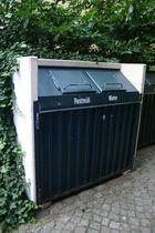 Vorzeigbare Mülltrennung ;-)