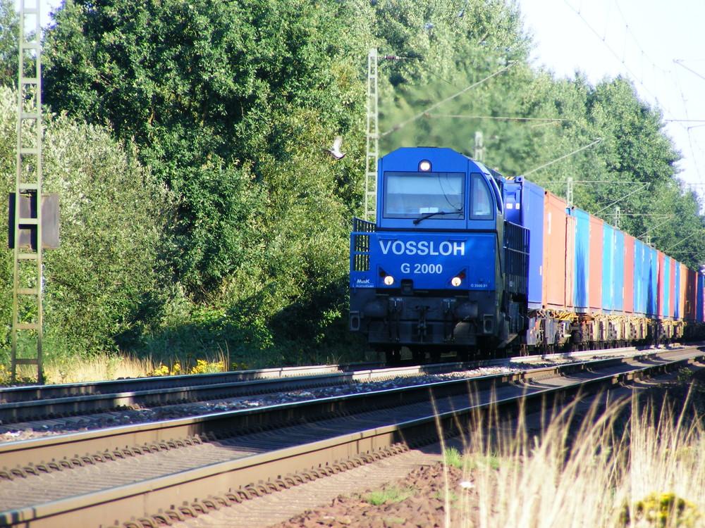Vossloh G2000-1 BB