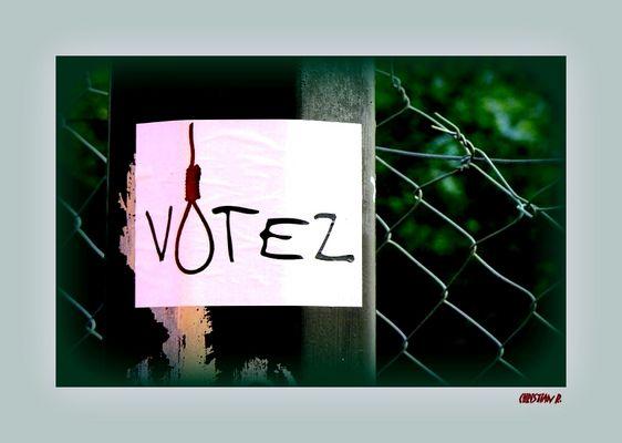 Votez.