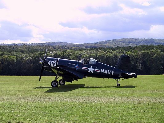 Vought F4U Corsair 2