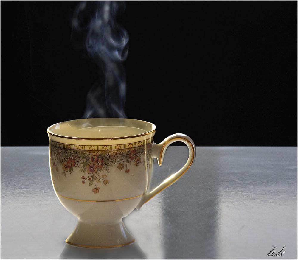 Vous prendrez bien une tasse de thé?