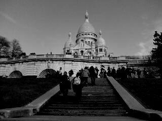 Voyage scolaire a pariis