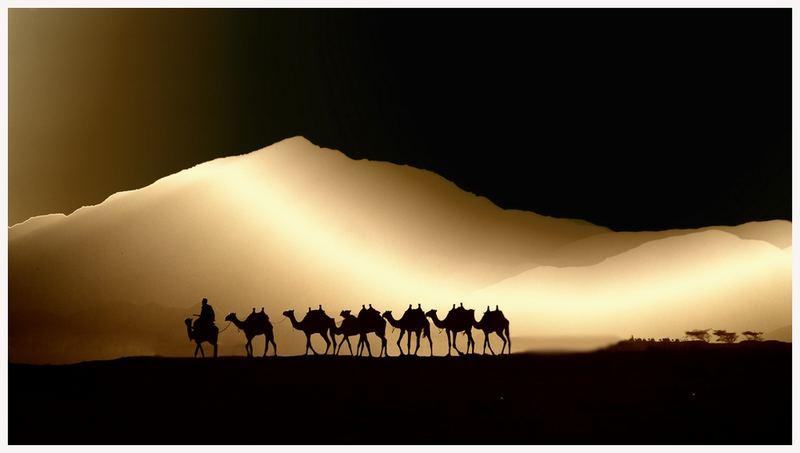 Voyager en Egypte.