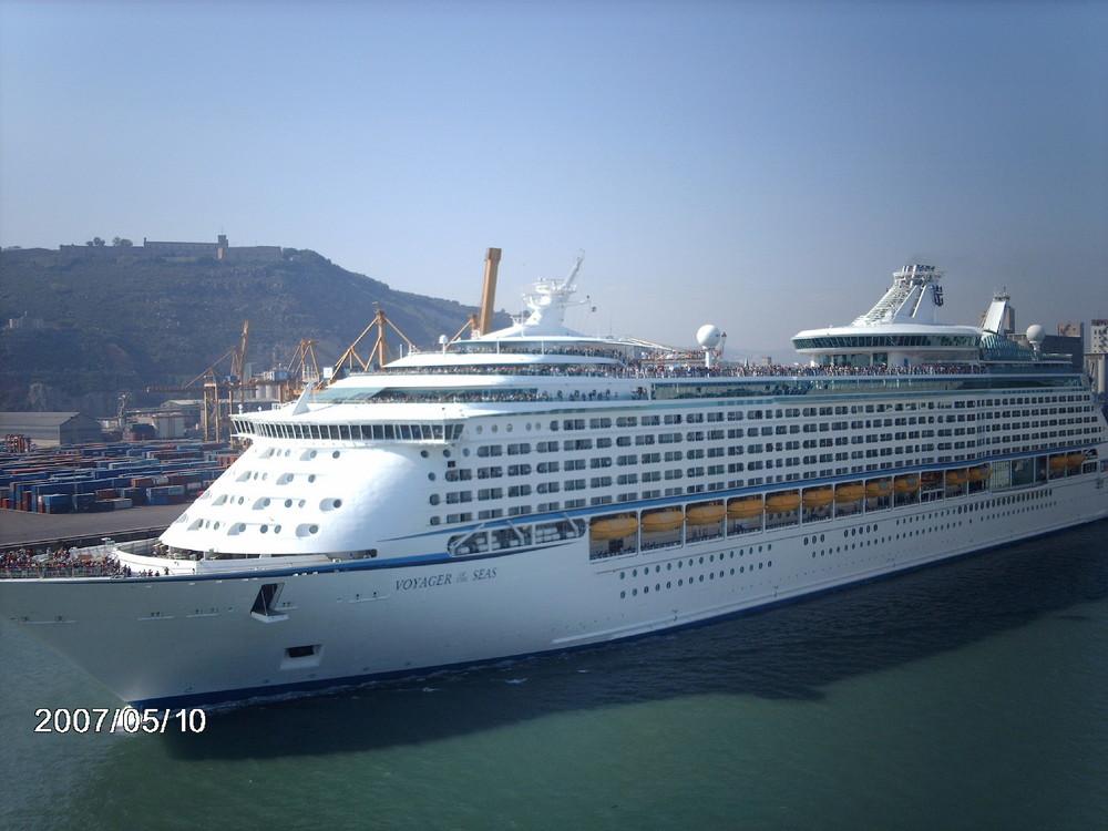Voyager of the Seas von Royal Caribbean Cruise Line Kreuzfahrten