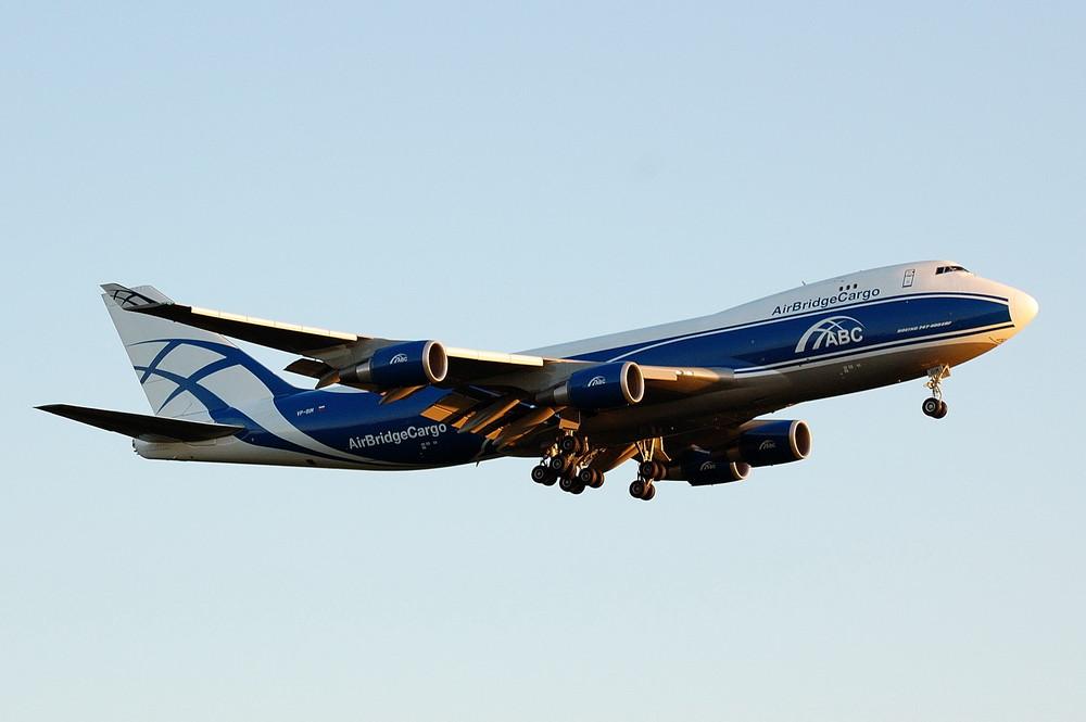 VP-BIM / Air Bridge Cargo / Boeing 747-4HAERF