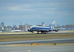 VQ-BHE  - Boeing 747-400F -