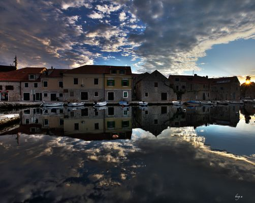 Vrboska / Insel Hvar / Kroatien