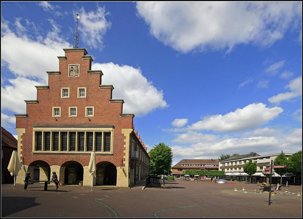 Vreden Altes Rathaus