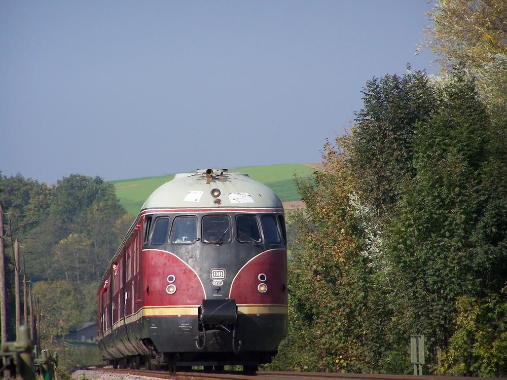 VT12.5 als Plan RE im Kraichgau