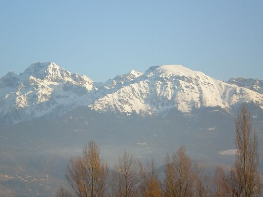 vu de Grenoble