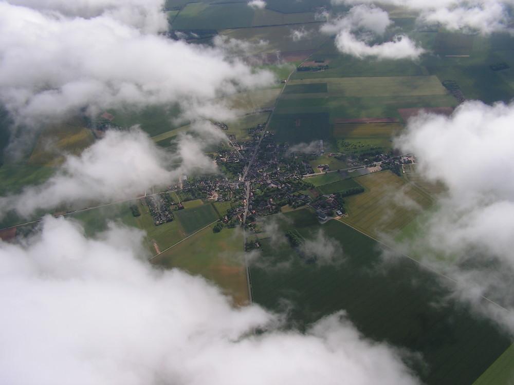 vue aerienne