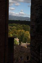 ...Vue de Grignan (Drôme Provençale)...