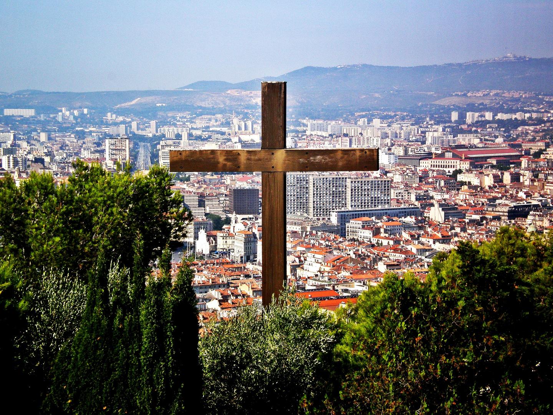 Vue de la Bonne-Mère, Marseille