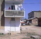 Vue de la salle d'attente...! Ksamil (Albanie)