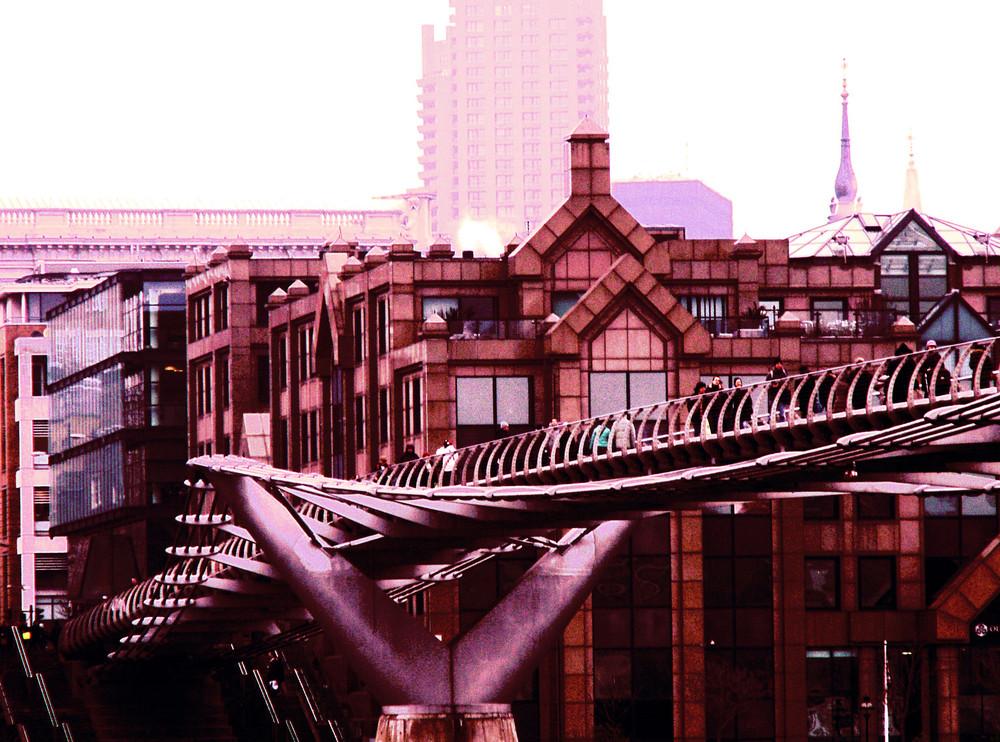 Vue de la Tate Modern