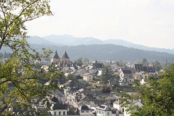 vue de la ville