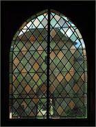 Vue de l'entrée du Château d'Harcourt…