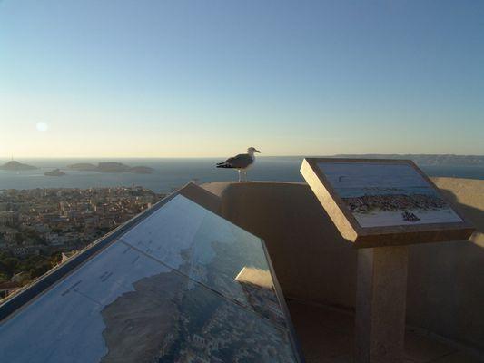 vue de Marseille