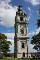 vue de Mons en Belgique
