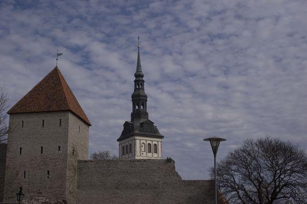 Vue de Tallinn