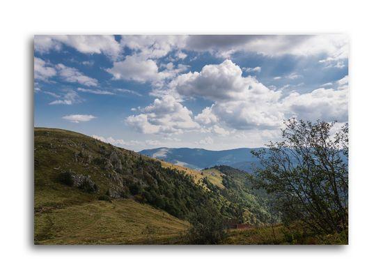 Vue du Hohneck - Vosges