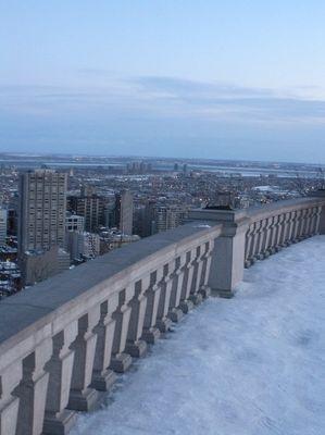 Vue du Mont Royal