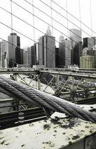 vue du pont...