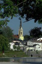 Vue sur Bad Tölz