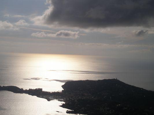 vue sur la mediterrannee
