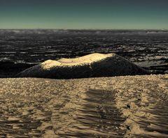 Vue sur le volcan du Pariou
