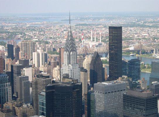 vue sur New York