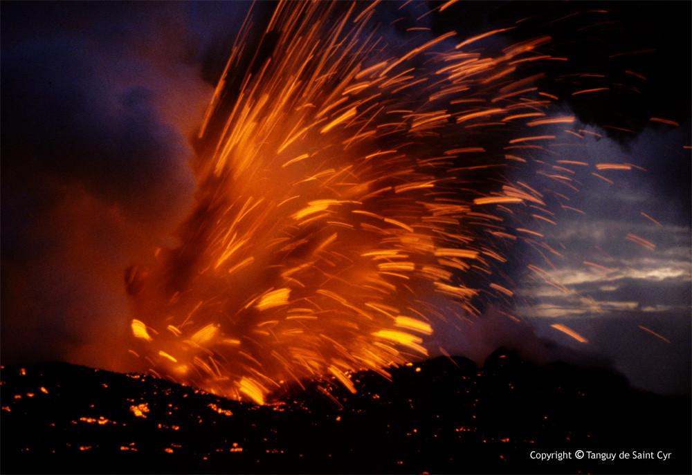 Vulcano Kilauea 07