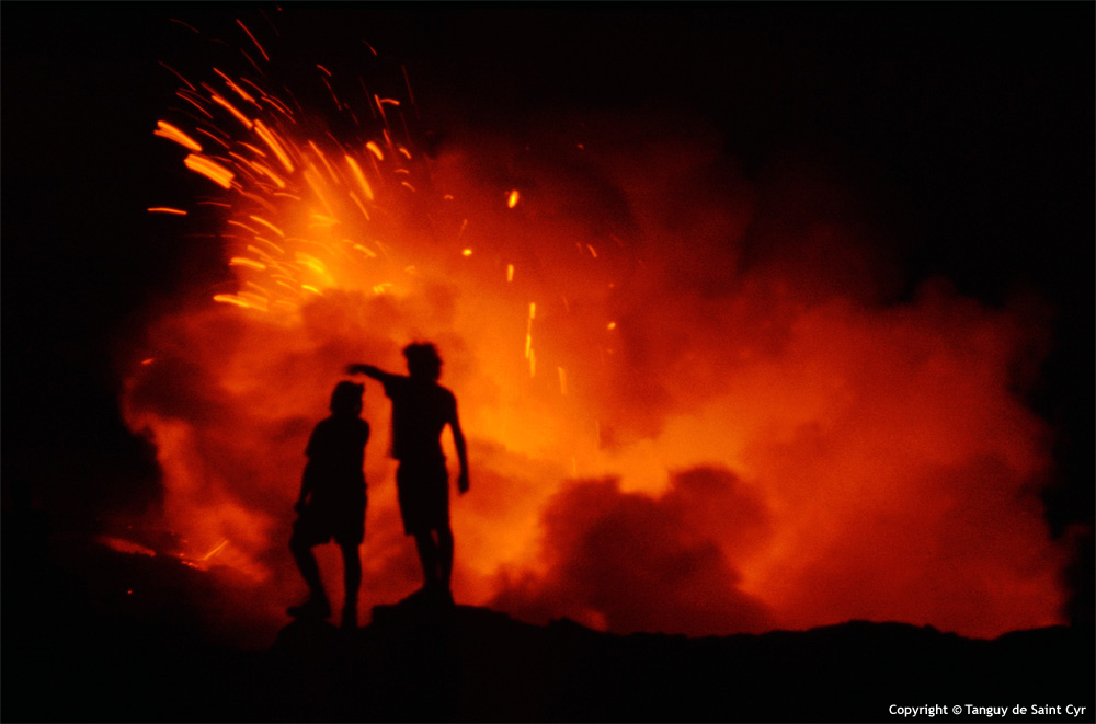 Vulcano Kilauea 11