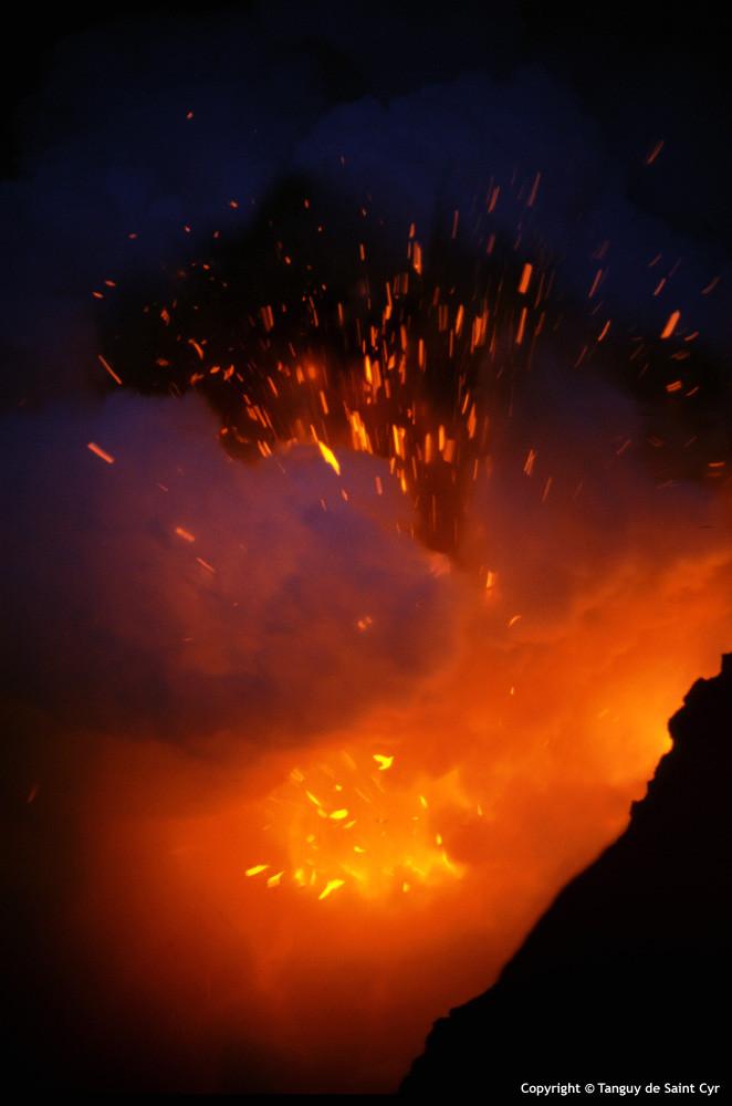 Vulcano Kilauea 12