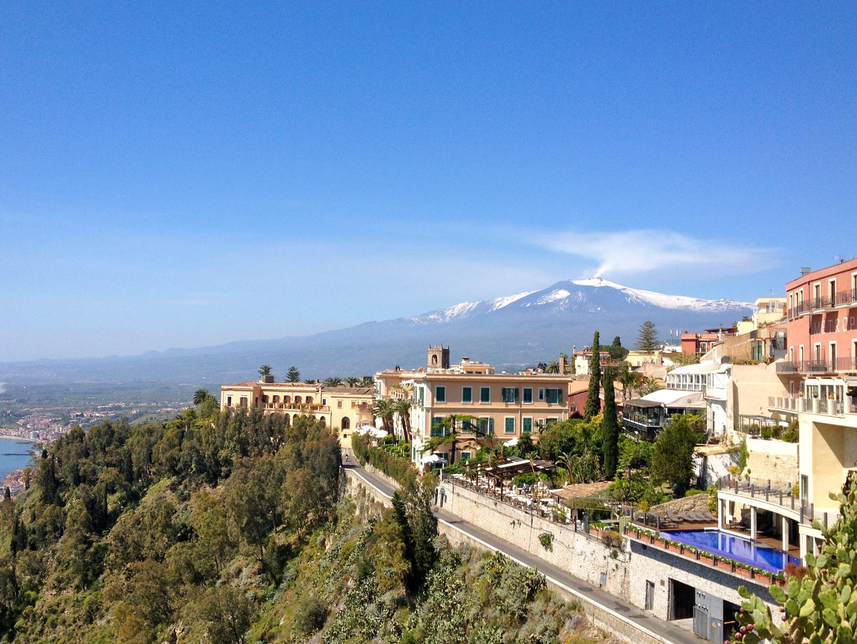 Vulkan Ätna - Taormina