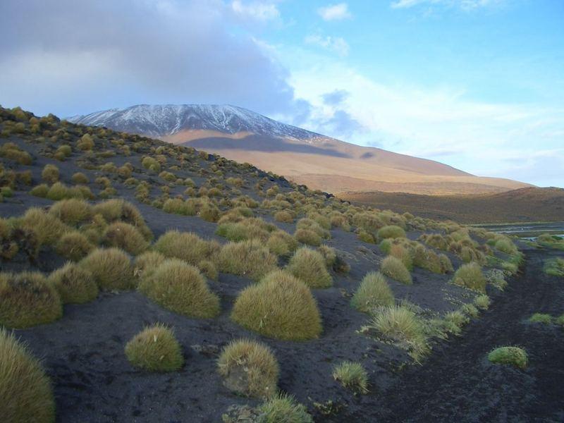 vulkan auf 4000m höhe