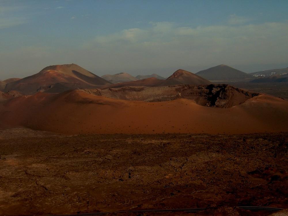 Vulkan im Timanfaya NP