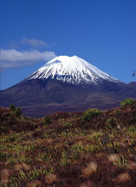 Vulkan Ngauruhoe